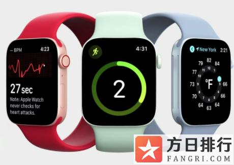苹果哪款手表可以测血压 applewatch s7可以测血压吗